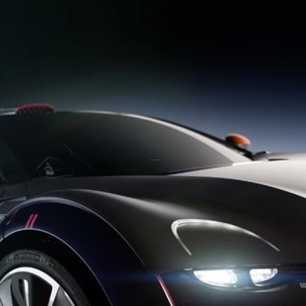Sus faros son tipo LEDs que añaden un ambiente contemporáneo con alta tecnología.