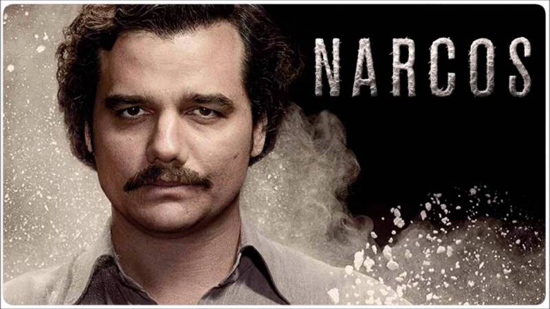 Serie Narcos