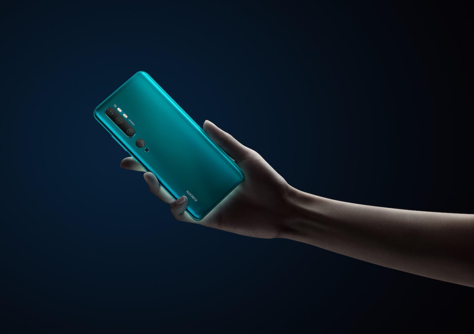 Fotos de smartphone tamaño espectacular con el Mi Note 10