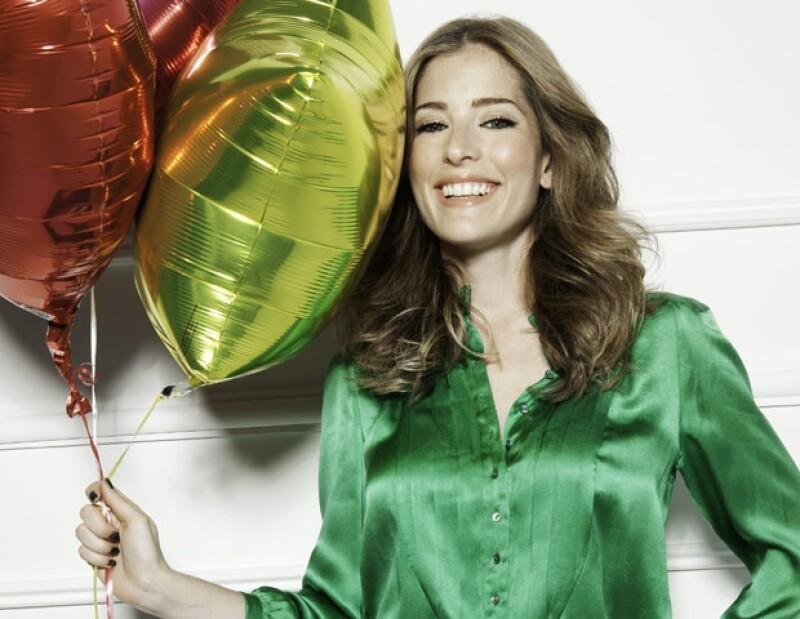 María Inés quisiera entrevistar a Luis Miguel.
