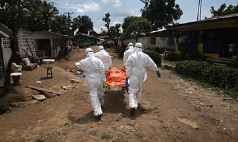 Liberia, Sierra Leona y Guinea son naciones afectadas por el Ébola. (Foto: Getty Images)
