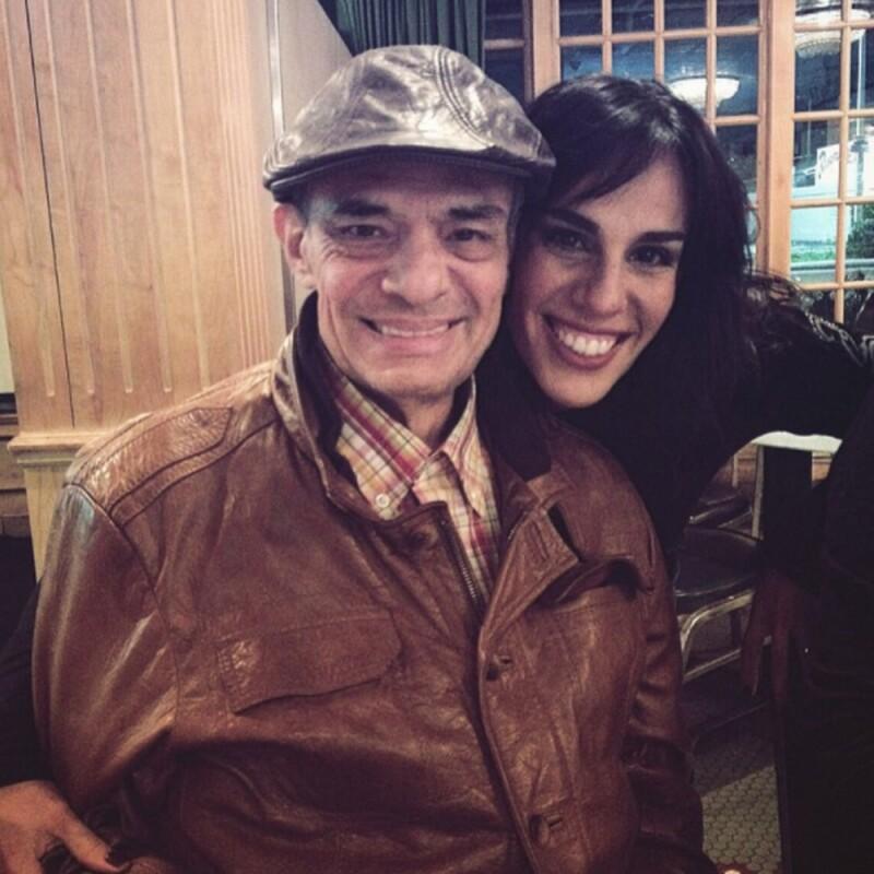José José y su hija