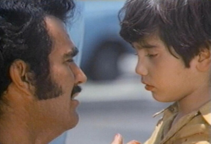 Vicente Fernández compartió este throwback para felicitar a su hijo.