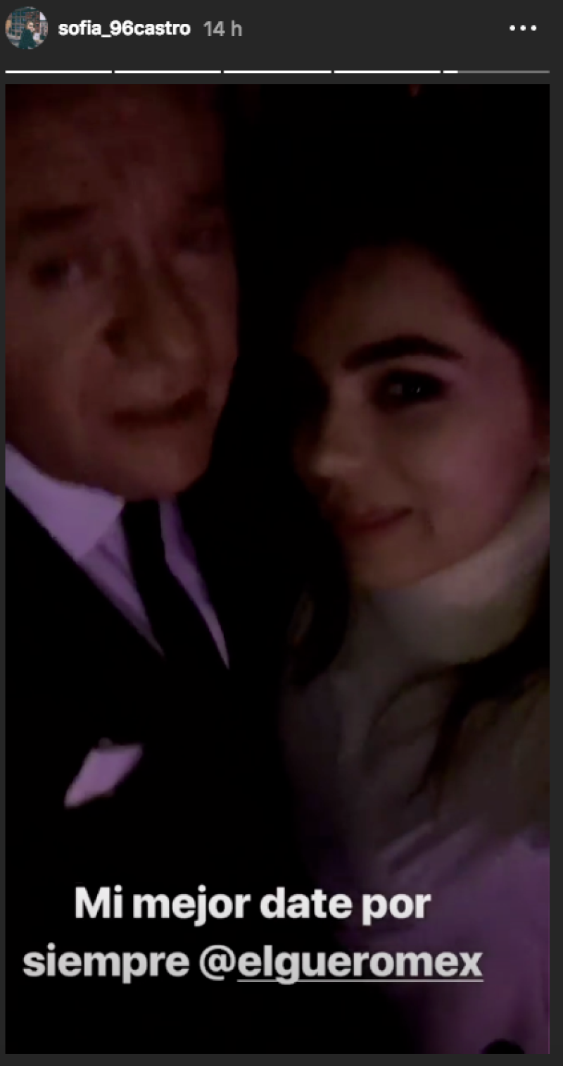 Sofía y José Alberto Castro
