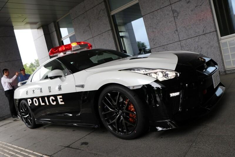 Nissan GT-R Patrulla