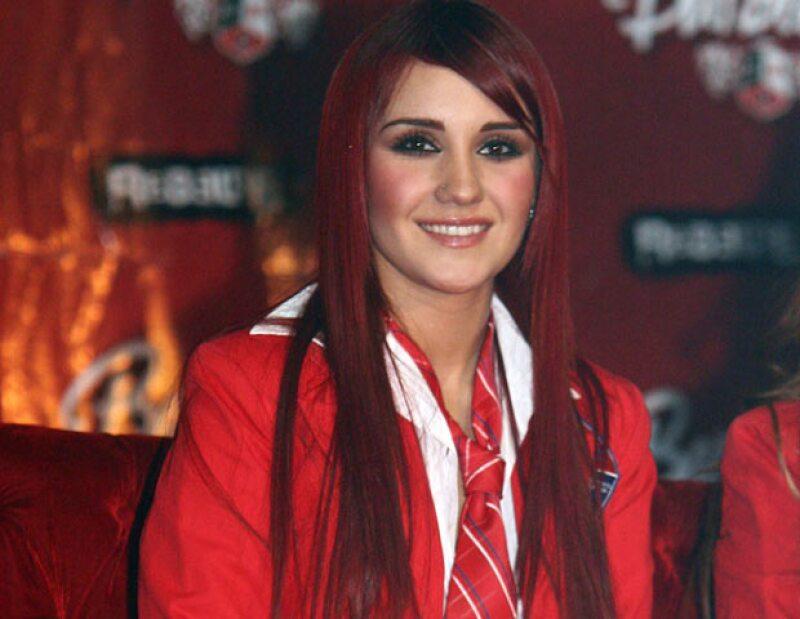 La cantante, quien en este momento se encuentra en Brasil, aclaró a Quién.com que la única razón por la cual el programa no se grabó fue por motivos internos de la empresa que lo producirá.