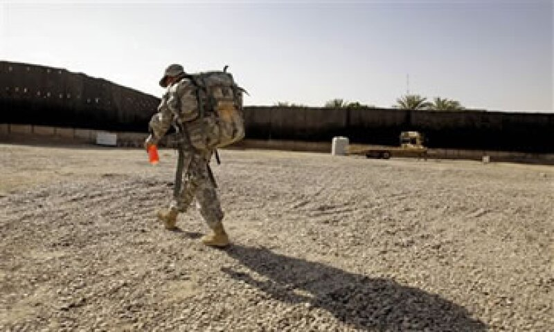 Los gastos totales de los conflictos en Pakistán, Afganistán e Irak suman 3.7 bdd. (Foto: AP)