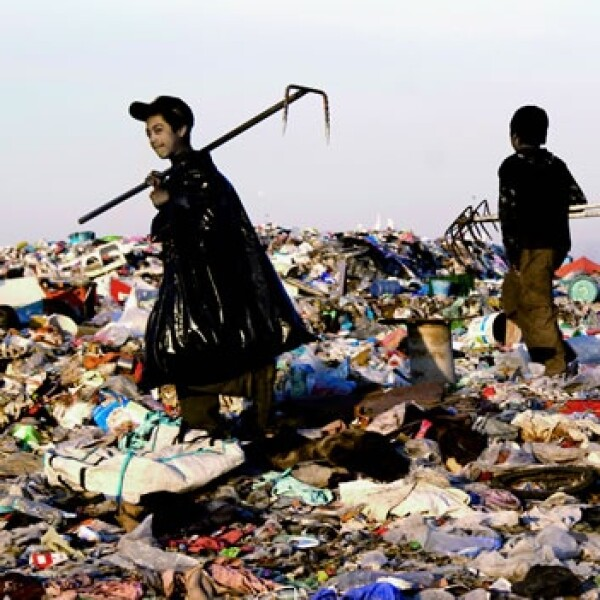 basura tiradero neza II desechos 07