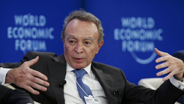 Ortiz intervino en el panel Reconstruir la confianza en el mundo financiero. (Foto: Reuters)