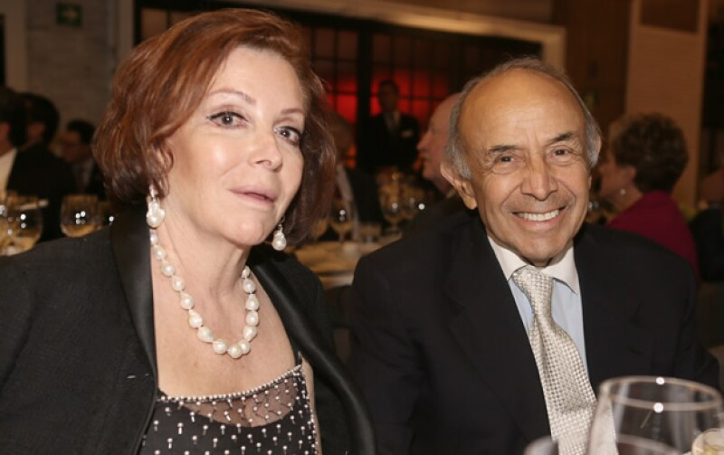 María Luisa y Clemente Serna