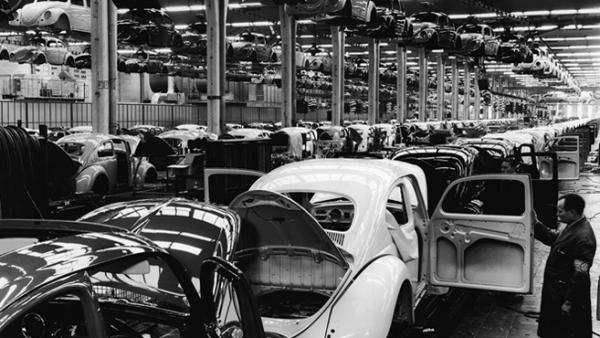 El VW Sed�n se concibi� como un veh�culo para el pueblo Alem�n en la d�cada de los 30
