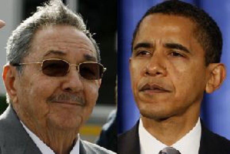 El presidente cubano ofreció elegir un terreno neutral para ambos: Guantánamo.