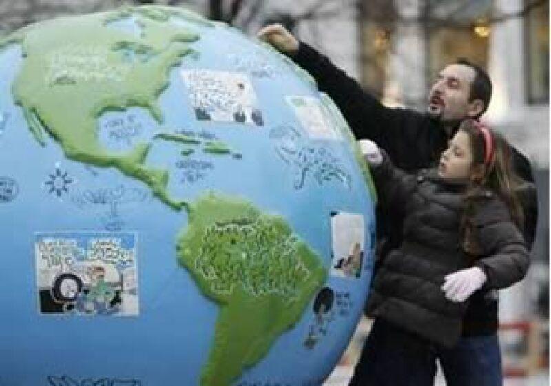 Más de cien jefes de Estado asistirán a la reunión contra el cambio climático que inicia este lunes en Dinamarca. (Foto: Reuters)