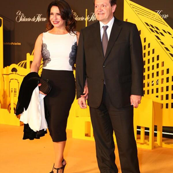 Maribe Lancioni y José María Zas