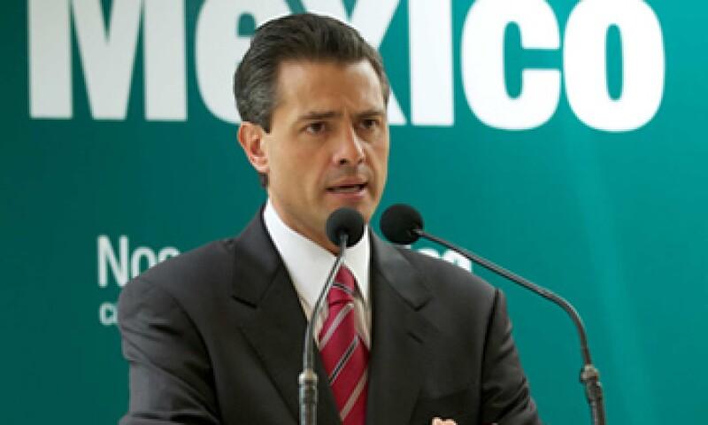 El presidencialismo podría regresar al país cuando Enrique Peña Nieto llegue al poder. (Foto tomada de enriquepenanieto.com)