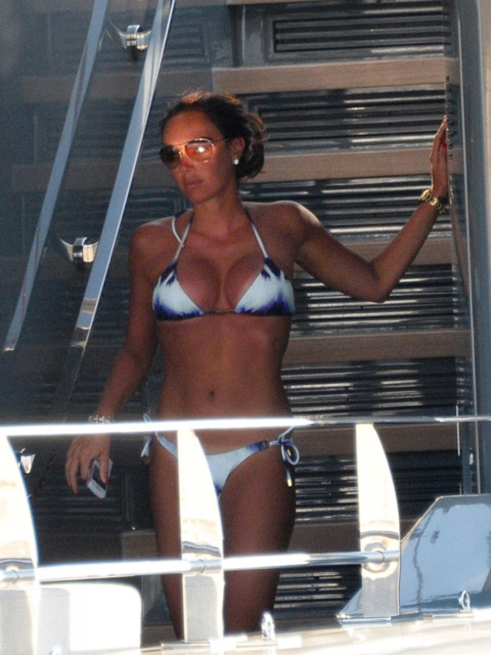 La hija del patrón de la Fórmula 1 ha ido puliendo cada vez más su figura y su estilo al vestir.