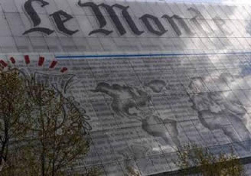 Le Monde espera elegir en junio un nuevo socio que tendría una participación mayoritaria. (Foto: Reuters)