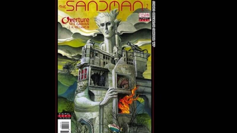 sandman vertigo comics
