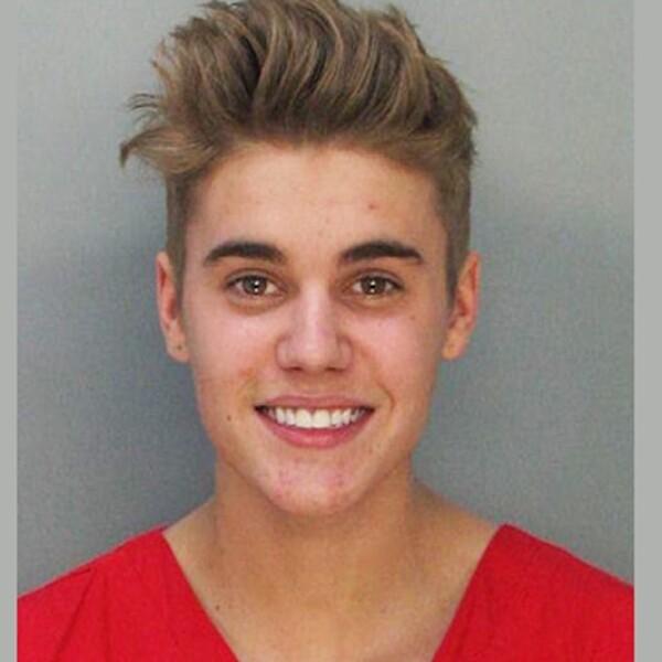 Justin Bieber arrestado