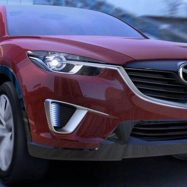 Es la primera serie de vehículos de la japonesa bajo el mando del diseñador Masashi Nakayama. Este modelo, con características de SUV, estará disponible en el mercado asiático al inicio de 2012.