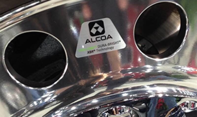 Alcoa espera crecer este año en otros mercados. como el de aeronaves. (Foto: Tomada de facebook.com/Alcoa)