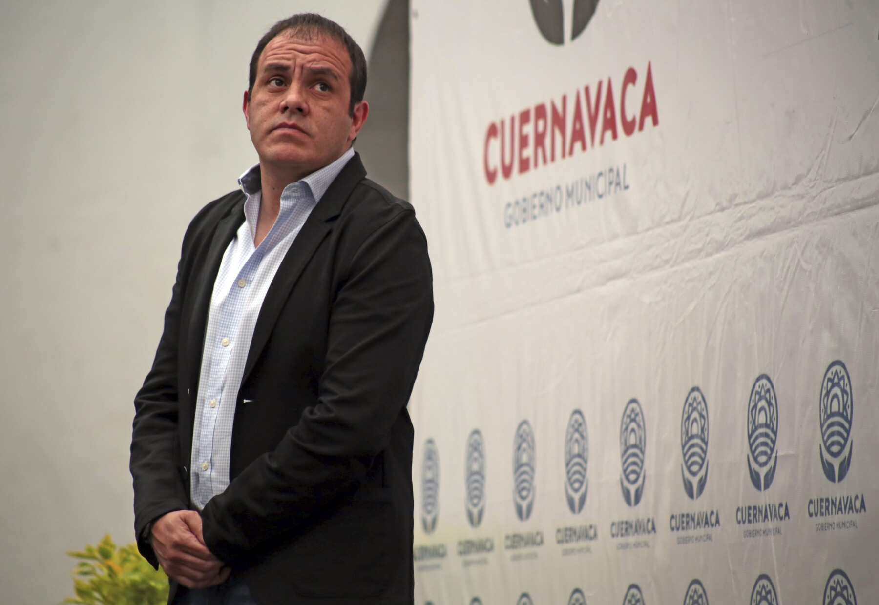 El gobernador Cuauhtémoc Blanco es denunciado por nepotismo en Morelos