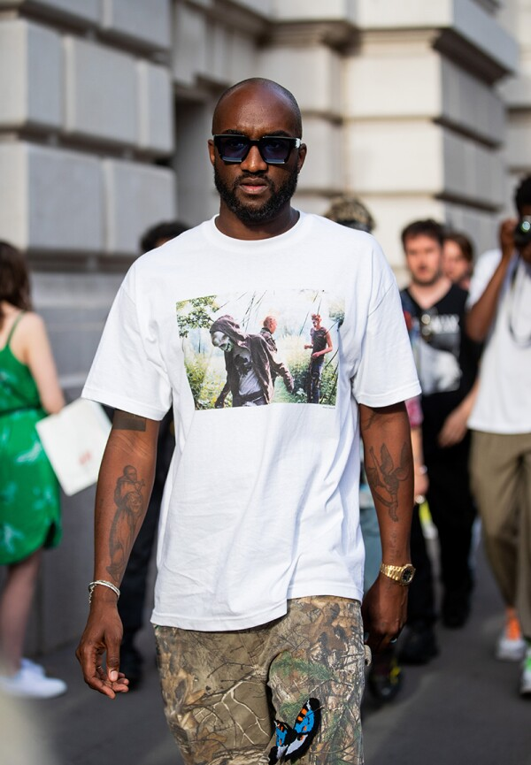Street Style : Paris Fashion Week - Menswear Spring/Summer 2020 : Day Six