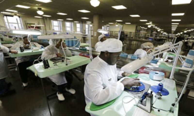 El sondeo de plantas manufactureras en Nueva York es uno de los primeros indicadores sobre la salud de las fábricas estadounidenses.  (Foto: AP)