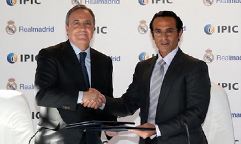 El acuerdo también busca potenciar el legado histórico del club. (Foto: tomada de www.realmadrid.com )