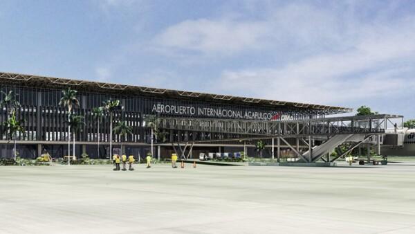 nueva terminal aeropuerto acapulco