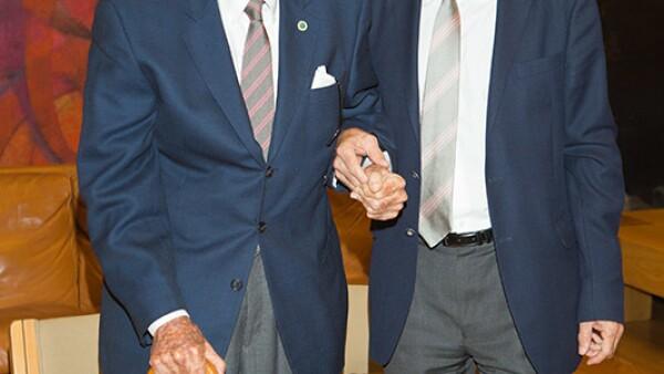 Manuel y Fernando Mestre