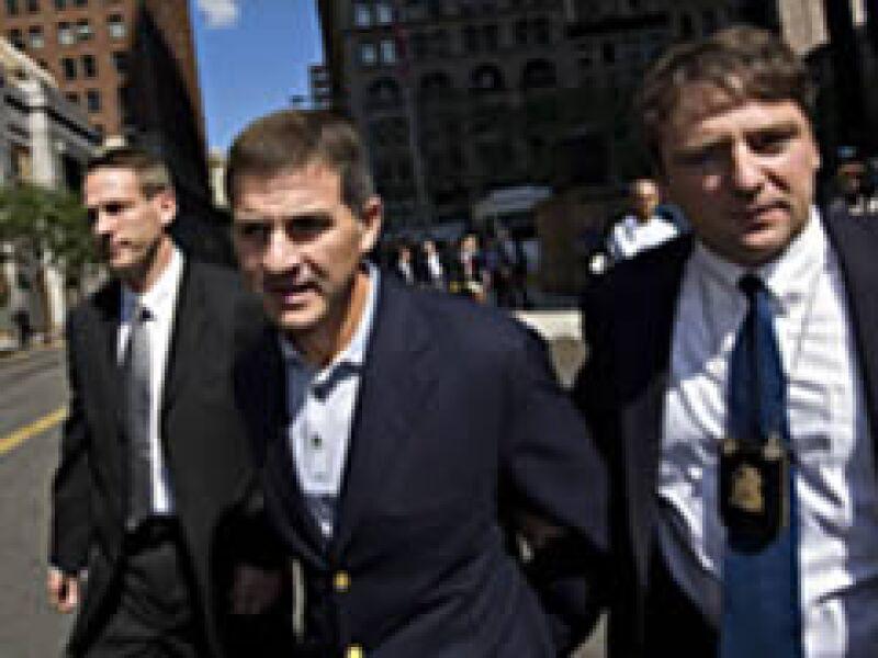 Arresto de Ralph Coiffi. (Foto: CNNMoney)