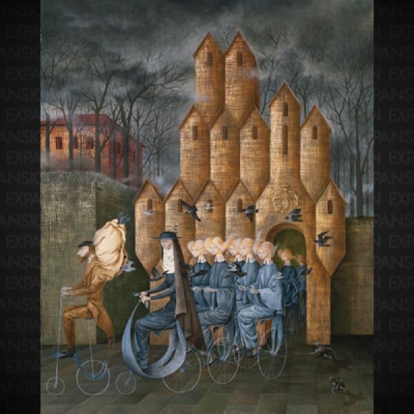 El cuadro de Remedios Varo, Hacia la Torre, se vendió en 4.3 millones de dólares.