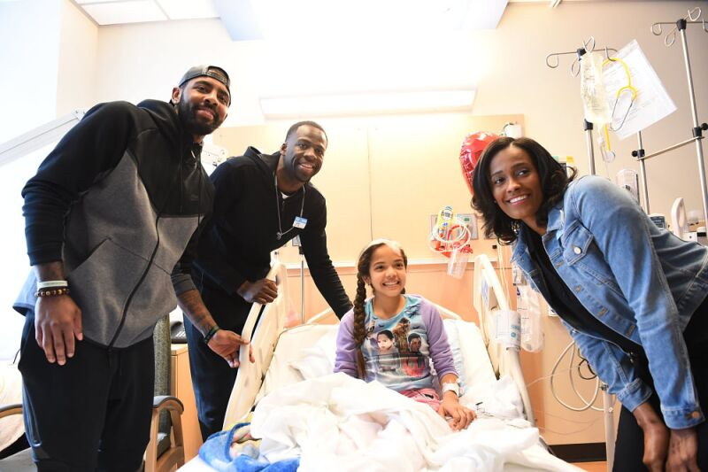 NBA All Star Weekend Hospital