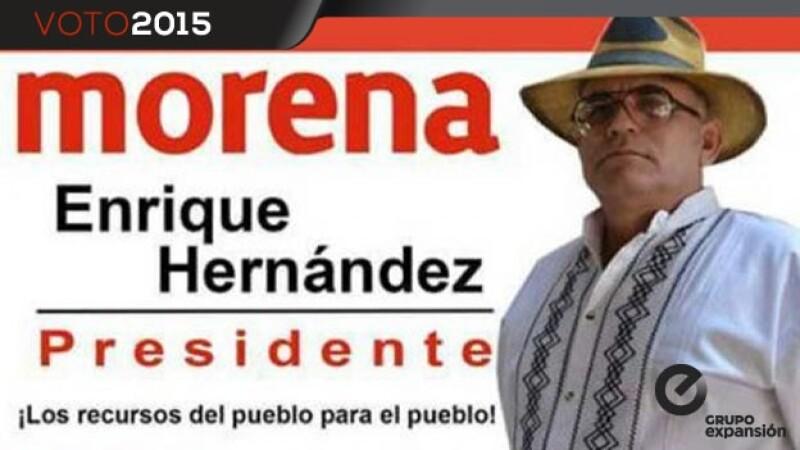 Enrique_Hernández_Morena_Michoacán