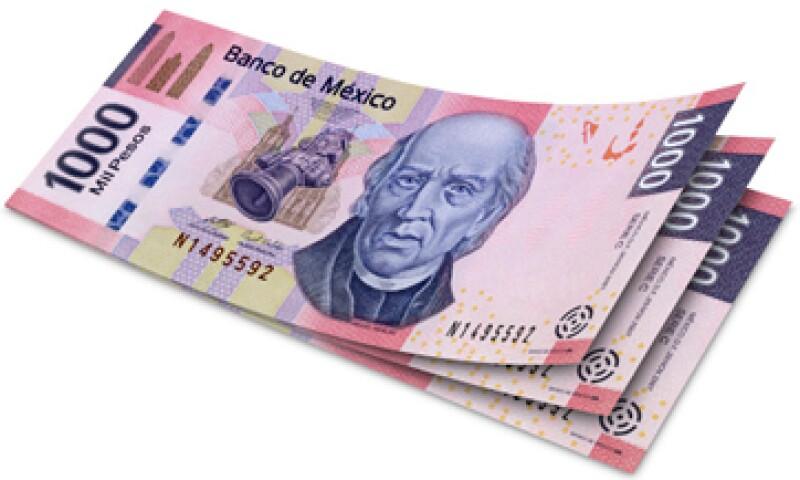 La previsión del banco para el país en 2014 se mantiene en 3.8% (Foto: Getty Images)
