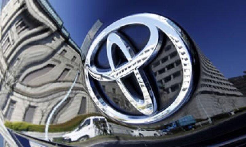 En EU las ventas de Toyota se dispararon 28% hasta julio.  (Foto: Reuters)