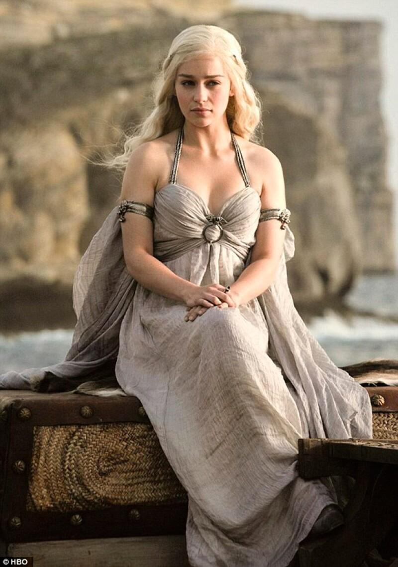 La actriz obtuvo su gran oportunidad en la serie Game of Thrones.