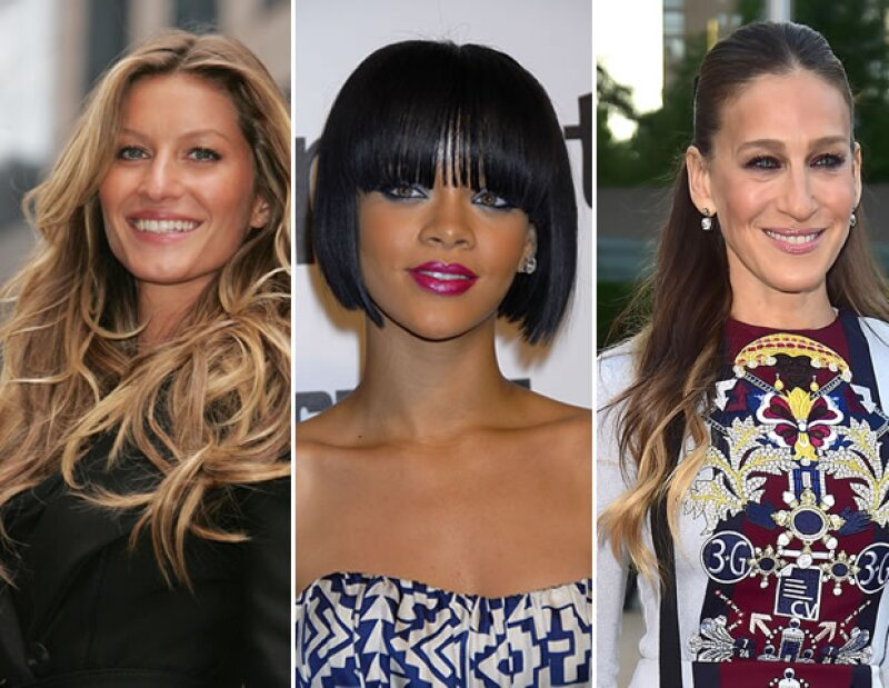 Gisele, Rihanna y Sarah Jessica Parker forman parte de las mujeres con más estilo de los 2000.