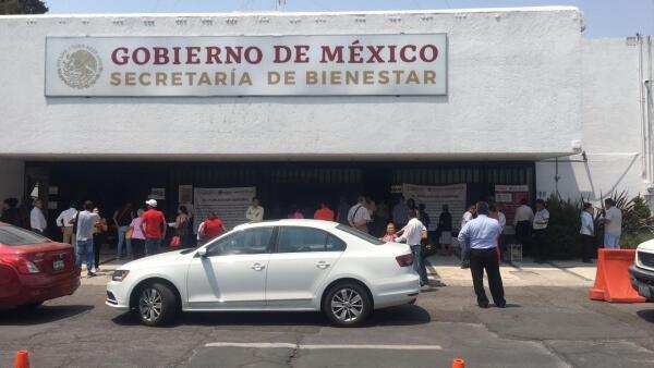 Delegación de Bienestar en Puebla