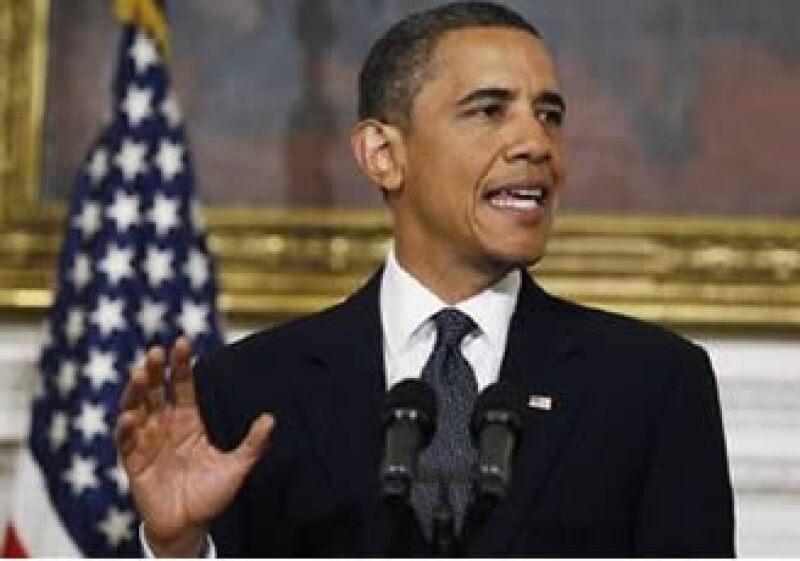 Barack Obama escribió una carta dirigida a los demás líderes del G20, que se reunirán en Toronto. (Foto: Reuters)