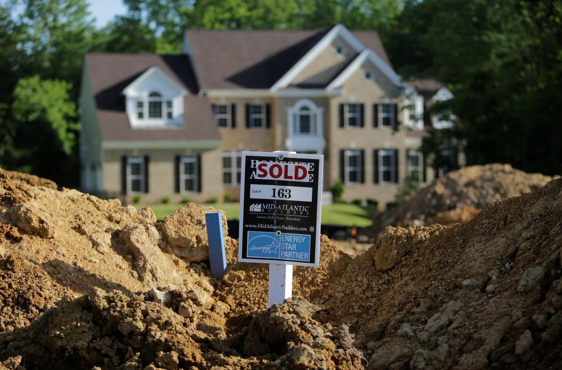 Inmobiliario economía Estados Uidos