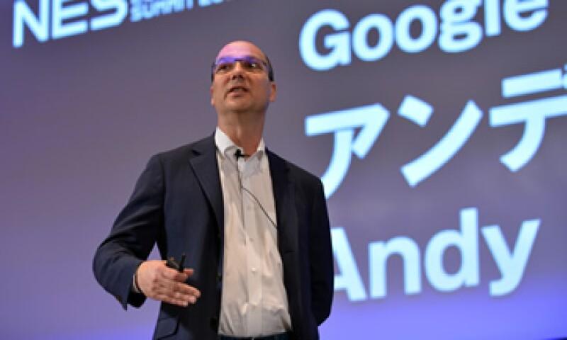 Rubin tuvo el año pasado la dirección del equipo de robótica en Google. (Foto: AFP )