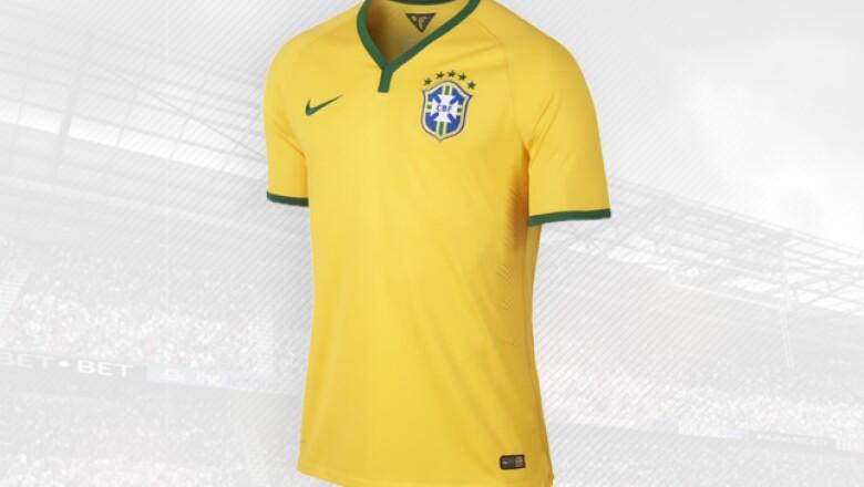 7222339731c7a La canarinha es uno de los icónicos equipos de la firma norteamericana  Nike  el primer