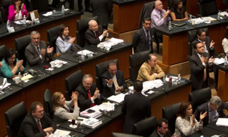 El 19 de abril el Senado aprobó en lo general la reforma con 117 votos a favor y 3 en contra. (Foto: Cuartoscuro)