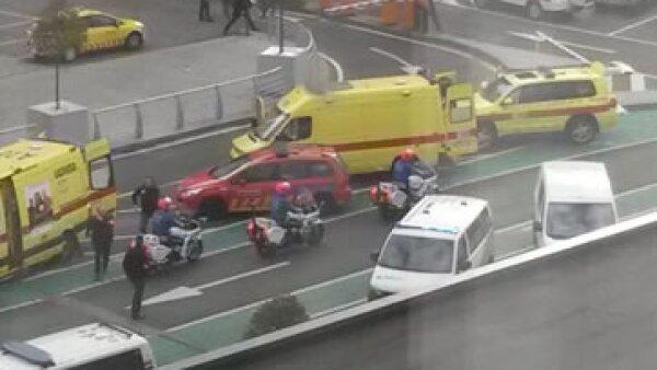 Los atentados se dieron con una hora de diferencia. (Foto: CNN )