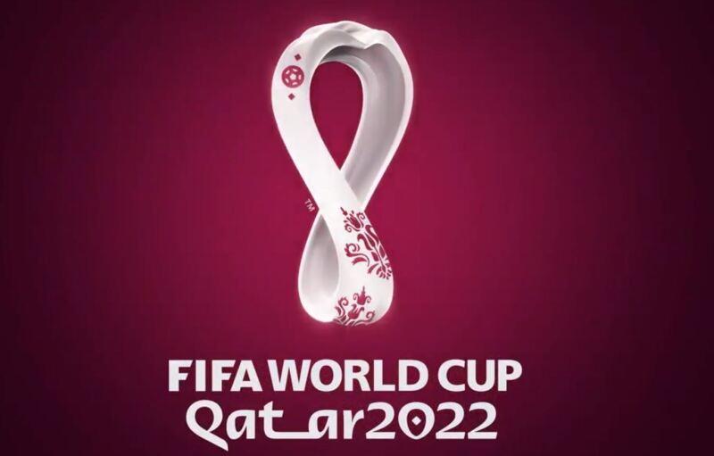 Image result for logo del mundial de qatar 2022