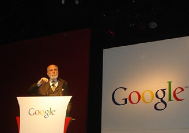 El vicepresidente de Google, Vinton Cerf, dijo no ver razones para aplicar impuestos al Internet. (Foto: Mario de la Rosa)