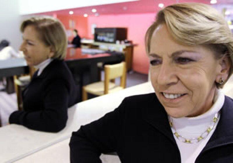 Georgina Kessel deja la Secretaría de Energía. (Foto: Notimex)