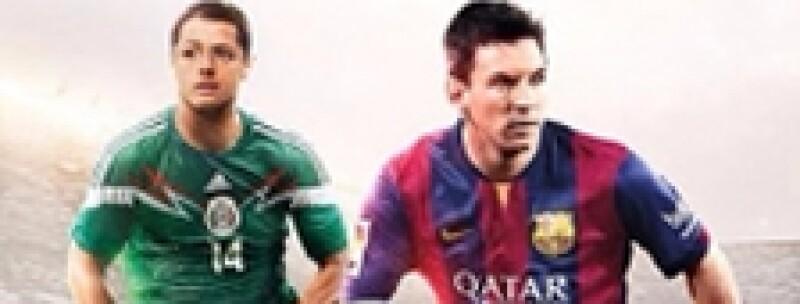 FIFA es el videojuego deportivo más vendido en la historia, con más de 100 millones de copias. (Foto: Tomada de facebook.com/ea.mx)
